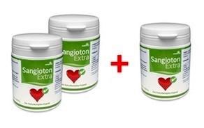 Sangioton Extra Treueaktion 2+1