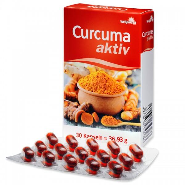 Curcuma aktiv mit NovaSol-Curcumin