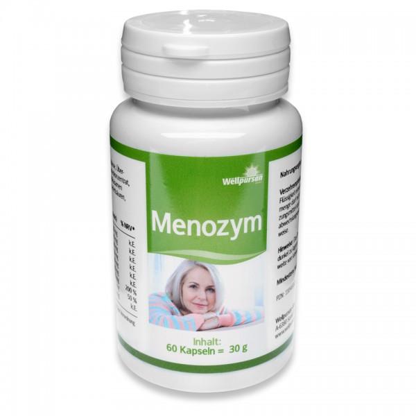 Menozym - für Frauen in den Wechseljahren