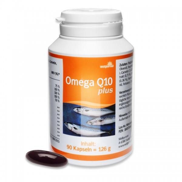 Omega Q10 plus