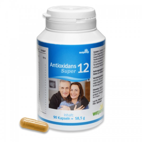 Antioxidans Super12
